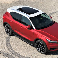Running Boards suitable for Volvo XC40 from 2017 Hitit...