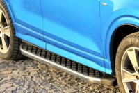 Running Boards suitable for Audi Q2 from 2016 Hitit...