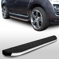 Running Boards suitable for Peugeot 4008 from 2012 Hitit...