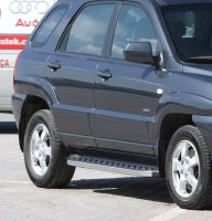Running Boards suitable for Hyundai Tucson 2005-2010...