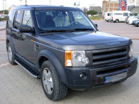 Running Boards suitable for Land Rover Discovery 3...