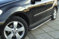 Running Boards suitable for Mercedes Benz GLK 2008-2015...
