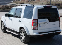 Running Boards suitable for Land Rover Discovery 4...