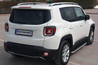 Running Boards suitable for Jeep Renegade from 2014 Hitit...