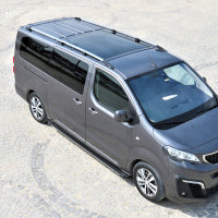 Running Boards suitable for Opel Zafira Life M from 2019...