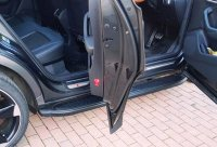 Running Boards suitable for Jeep Renegade from 2014 Ares...
