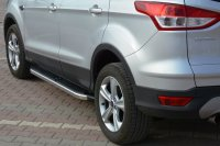 Running Boards suitable for Ford Kuga from 2008-2012 Ares...