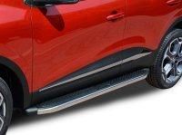 Running Boards suitable for Renault Captur from 2013 -...