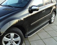 Running Boards suitable for Mercedes Benz GL 2006-2012...