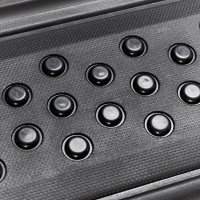 Running Boards suitable for BMW X5 1999-2006 Ares black...