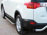 Running Boards suitable for Toyota RAV4 2013-2015 Hitit...