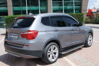 Running Boards suitable for BMW X3 from 2010-2017 Hitit...