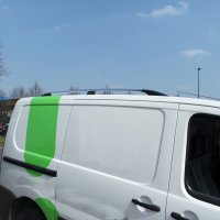 Roof Rails suitable for Fiat Scudo L1-H1 from 2007 - 2016...