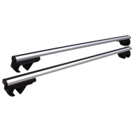 Roof Racks Ford Transit L1-L2 made of aluminum in chrome...