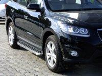 Running Boards suitable for Hyundai Santa Fe 2006-2012...