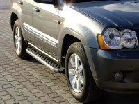 Running Boards suitable for Jeep Grand Cherokee Type WH...