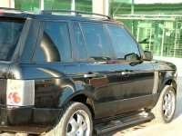Roof Rails suitable for Range Rover Vogue from 2002 -...