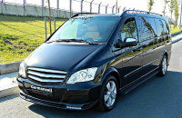 Roof Rails suitable for Mercedes Vito Viano Extralang...