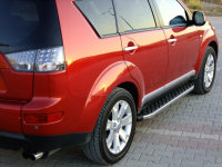 Running Boards suitable for Mitsubishi Outlander...
