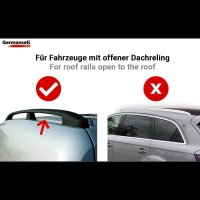 Roof racks Mitsubishi Outlander model 2007-2012 made of...