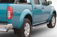Running Boards suitable for Nissan Navara D40 2005-2015...