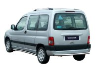 Roof Rails suitable for Peugeot Partner from 1996 - 2007...