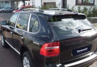 Roof Rails suitable for Porsche Cayenne from 2002 - 2010...
