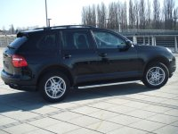 Running Boards suitable for Porsche Cayenne 2002-2010...