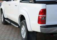 Running Boards suitable for Toyota Hilux 2011-2015 Hitit...