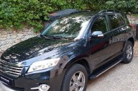 Roof Rails suitable for Toyota Rav4 from 2006 - 03.2013...
