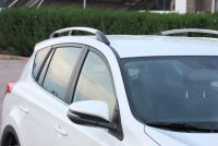 Roof Rails suitable for Toyota Rav4 from 04.2013 - 2018...