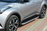 Running Boards suitable for Toyota C-HR from 2017 Ares...