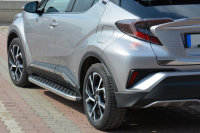 Running Boards suitable for Toyota C-HR from 2017 Hitit...