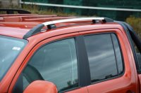 Roof Rails suitable for VW Amarok from 2010 aluminum high...
