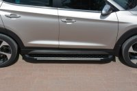 Running Boards suitable for Hyundai Tucson 2015-2018...