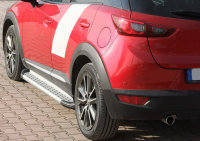 Running Boards suitable for Mazda CX3 from 2015 Olympus...