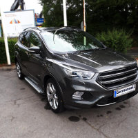 Running Boards suitable for Ford Kuga 2016-2019 Olympus...