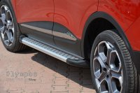 Running Boards suitable for Nissan Juke from 2010 Olympus...