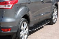 Running Boards suitable for Nissan X-Trail 2007-2014...