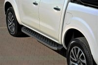 Running Boards suitable for Renault Alaskan from 2017...