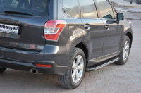 Running Boards suitable for Subaru Forester from 2013...