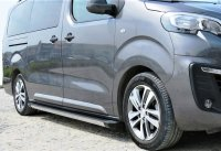 Running Boards suitable for Toyota Proace L1 from 2016...