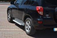 Running Boards suitable for Toyota RAV4 2006-2013 Olympus...