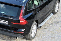 Running Boards suitable for Volvo XC60 from 2017 Olympus...
