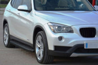 Running Boards suitable for BMW X1 from 2009-2015 Hitit...
