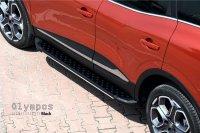Running Boards suitable for Toyota RAV4 2013-2015 Olympus...