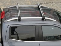 Roof racks Mercedes X-Class from year of construction...