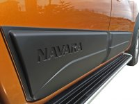 Body cladding - Bodyguard Spacers Sidewalls for Nissan...