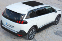 Running Boards suitable for Peugeot 5008 from 2017 Hitit...