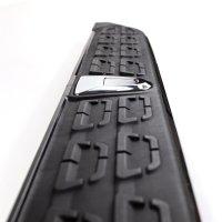 Running Boards suitable for Chevrolet Captiva from 2006-2015 Dakar with TÜV